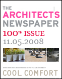 Architects Newspaper – November 2008